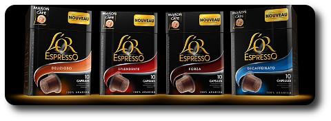 L or de maison du caf chasse sur les terres de nespresso for Maison du cafe andrezieux