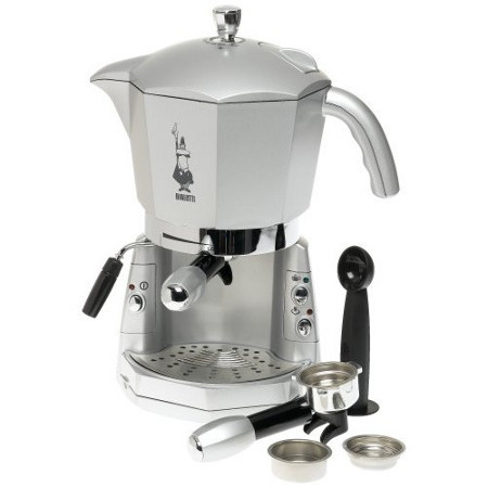 machine expresso bialetti mokona silver un concentr d italie le blog pur. Black Bedroom Furniture Sets. Home Design Ideas