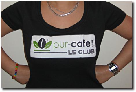 club pur café