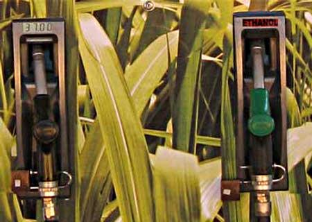 Biocarburant à base de sucre de canne