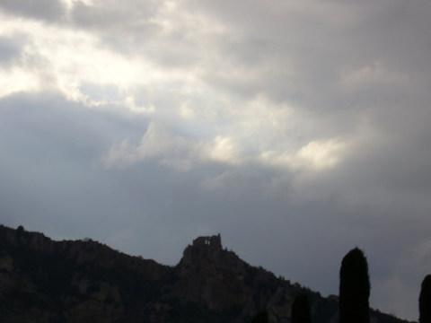 De bien beaux nuages