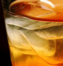 thé glacé bio