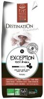 Café en Grains Bio Equitable - Exception 100% Arabica - 250g