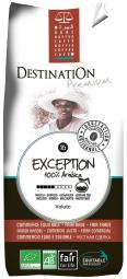 Café Moulu Bio Equitable - Exception 100% Arabica - 250g