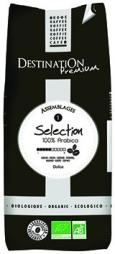 Café en Grains Bio - Sélection 100% Arabica - 500g