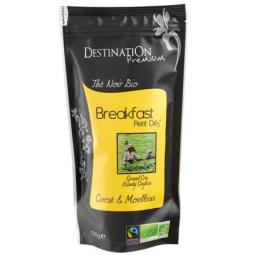 Thé Noir Bio Equitable - English Breakfast FBOP1 - 100g